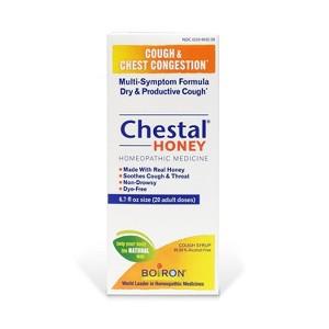 Boiron Chestal Honey Syrup
