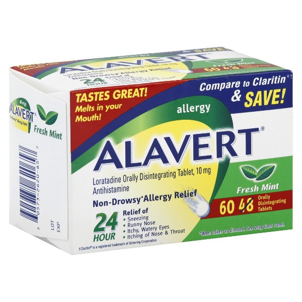 Alavert Allergy product image
