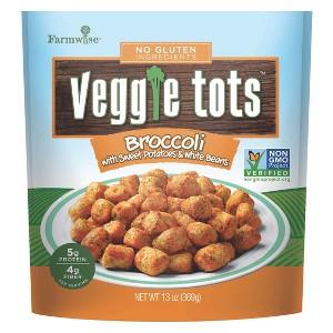 Veggie Fries, Tots & Rings