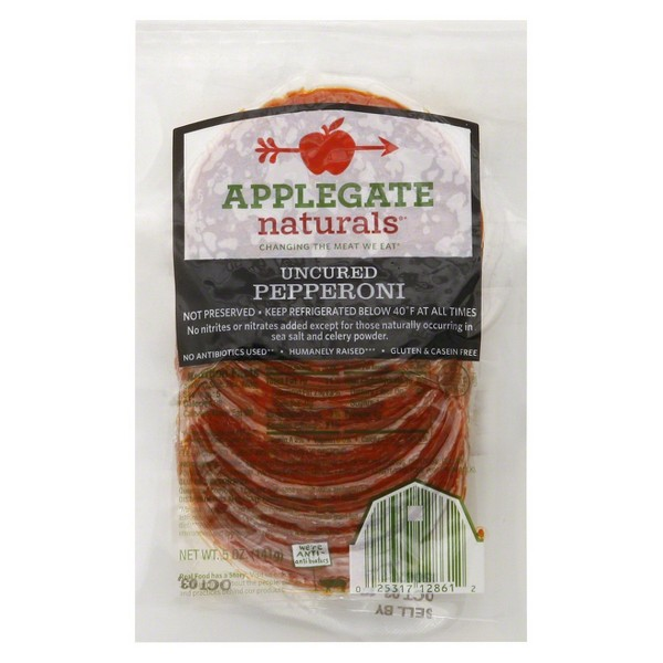 Applegate Packaged Deli Meat product image