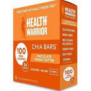Health Warrior Bars