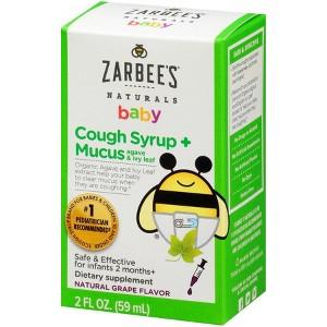 Zarbee's Naturals Baby Cough