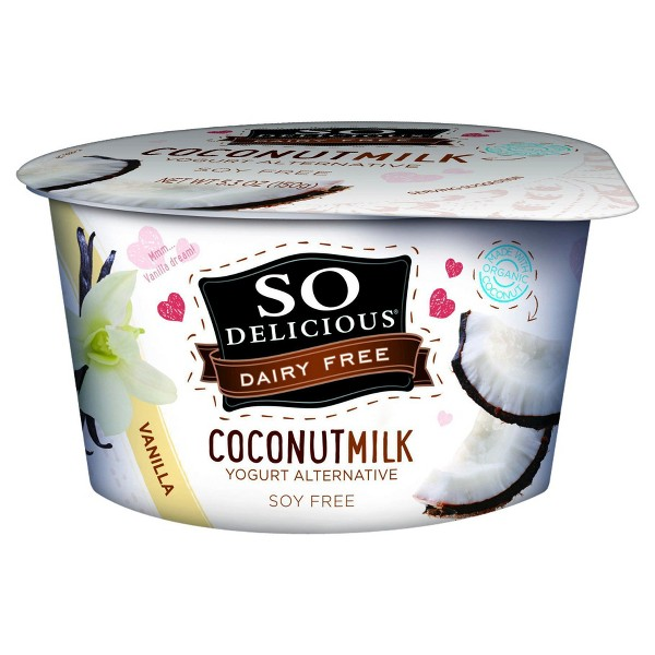 So Delicious Dairy Free Yogurt product image