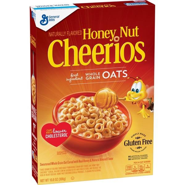 Honey Nut Cheerios product image