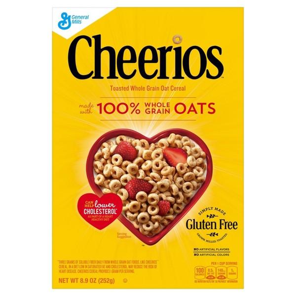 Cheerios product image