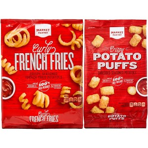 Market Pantry Frozen Potatoes