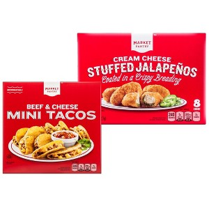 Market Pantry Frozen Snacks