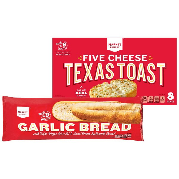 Market Pantry Garlic Bread product image
