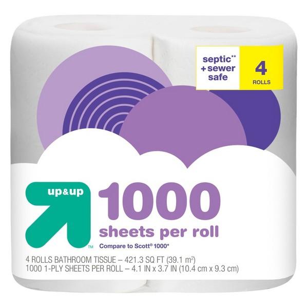 up & up Bath Tissue product image
