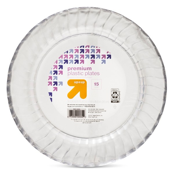 up & up Disposable Dinnerware product image