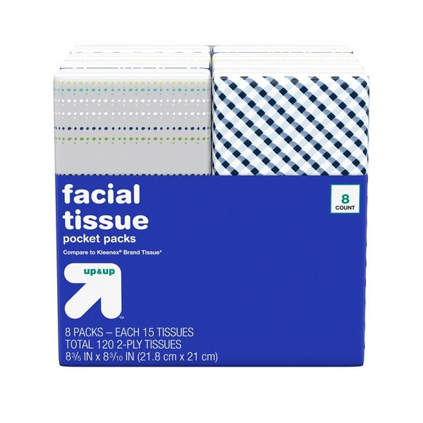 up & up Facial Tissue product image