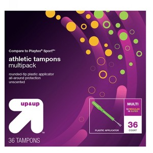 up & up Sanitary Protection