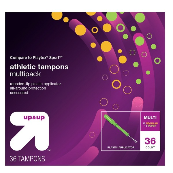 up & up Sanitary Protection product image