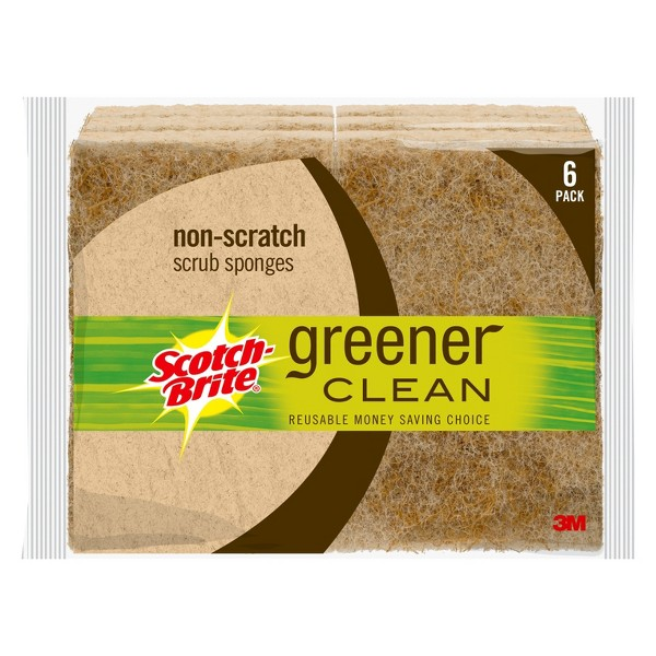 ScotchBrite Greener Clean Products product image