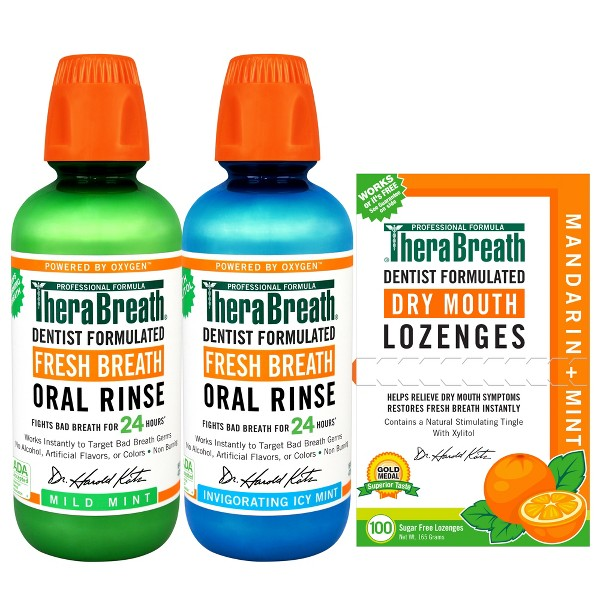 Therabreath Oral Care product image
