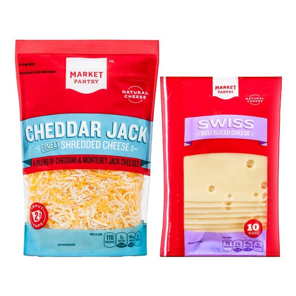 Market Pantry Cheese product image
