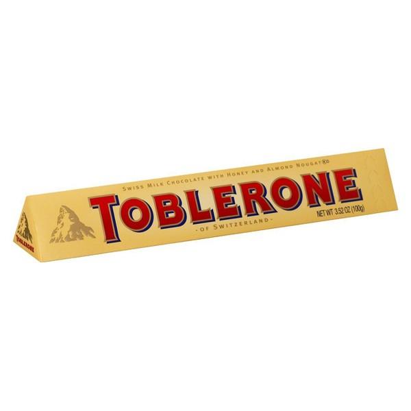 Toblerone Swiss Milk Chocolate product image