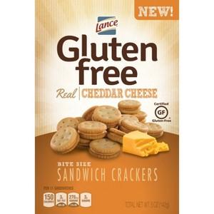 Lance Gluten Free Crackers
