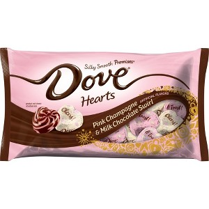 Dove Valentine Chocolate Promises