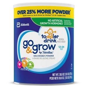 Go & Grow by Similac Toddler Drink