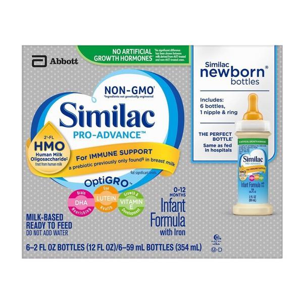 Similac Newborn & On-the-Go Bottle product image