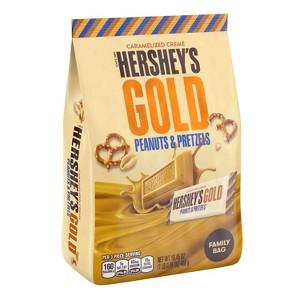 Hershey's Gold Family Bag