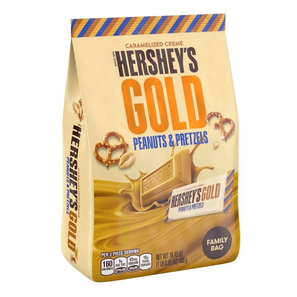 Hershey's Gold Family Bag product image