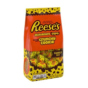 Reese's Cookie Mini Cup Family Bag