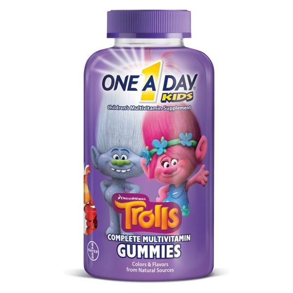 One A Day Kids Multivitamin product image