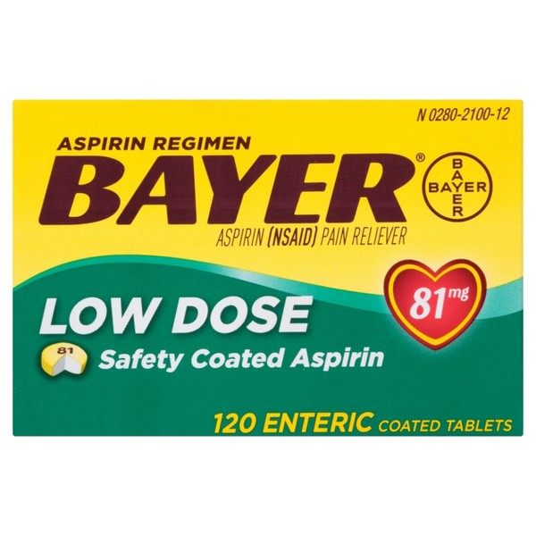 Bayer Aspirin product image