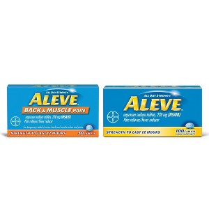 Aleve Pain Relief