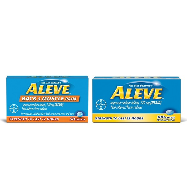 Aleve Pain Relief product image