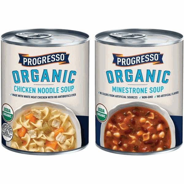 Progresso Organic Soup product image