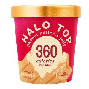 Halo Top Seasonal Flavor