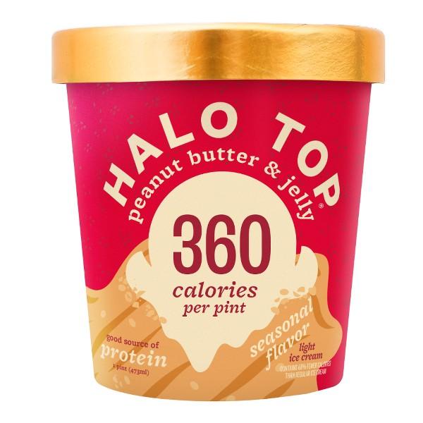 Halo Top Seasonal Flavor product image