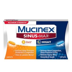 Mucinex Sinus-Max Day & Night