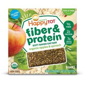 Organic Fiber & Protein Bars