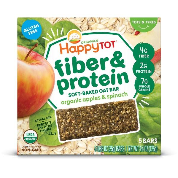 Organic Fiber & Protein Bars product image