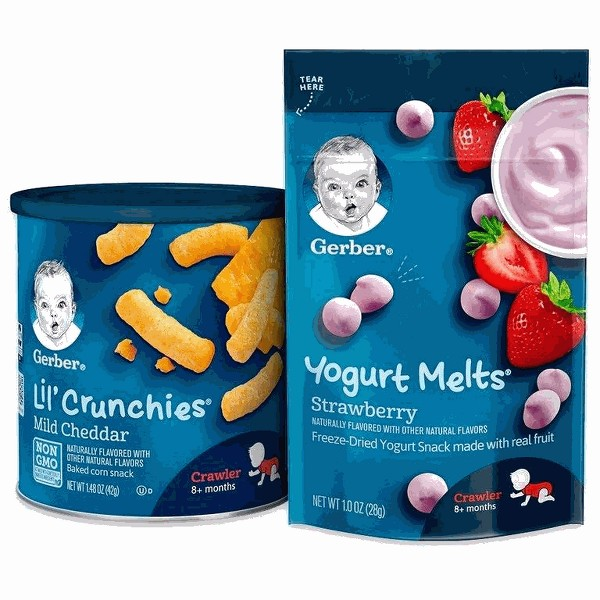 Gerber Snack items product image