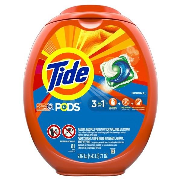 Tide PODs & Gain Flings product image