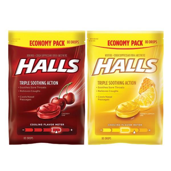 Halls Cough Drops product image