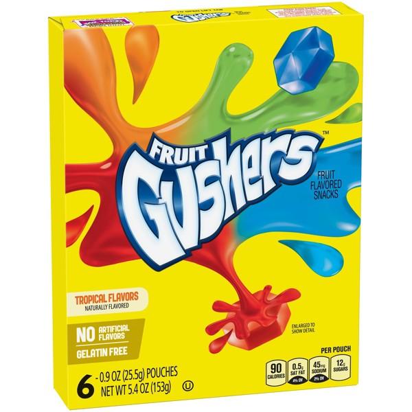 Gushers product image