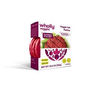 Wholly Veggie Patties & Bites