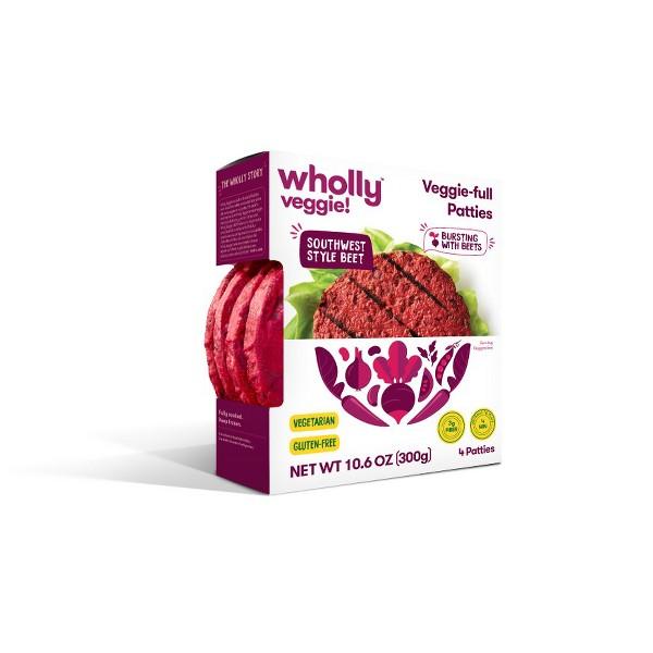 Wholly Veggie Patties & Bites product image