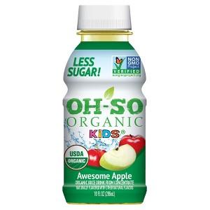 Oh-So Organic Kid Beverage