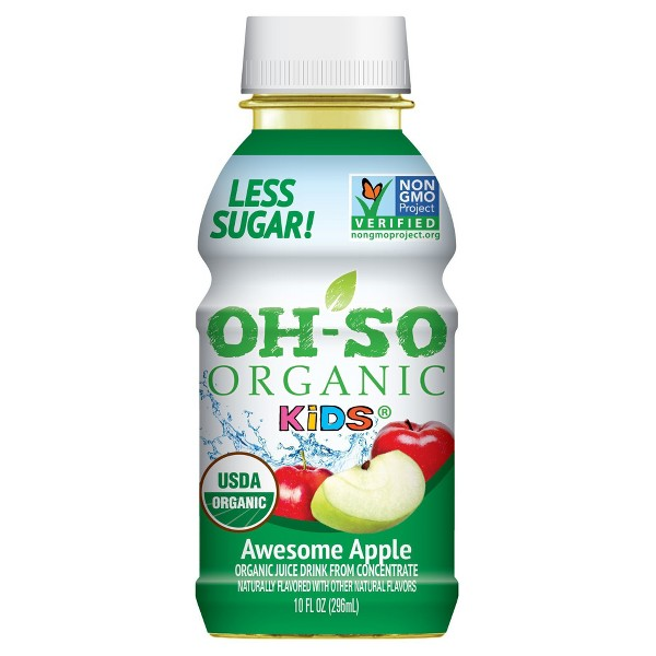 Oh-So Organic Kid Beverage product image