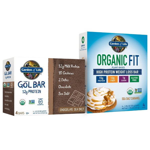 Garden of Life Organic Bars product image