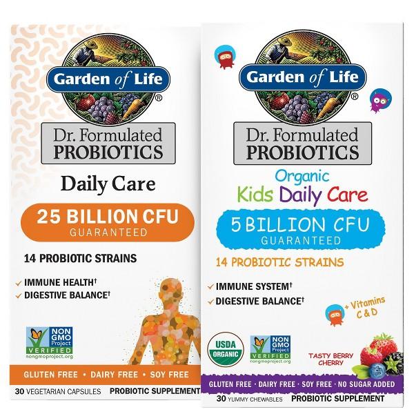 Garden of Life Probiotics product image