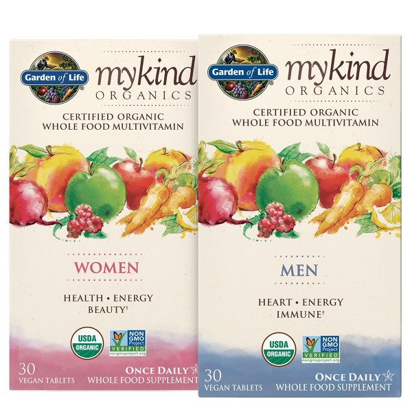 Garden of Life Vitamins product image
