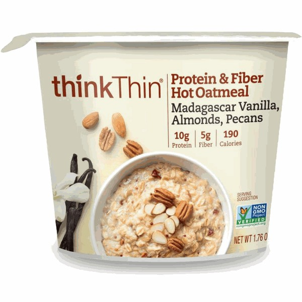Think Thin Hot Oatmeal product image